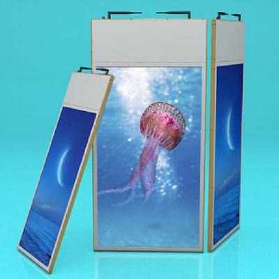 double-side shop Android LCD display