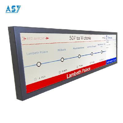 China nq576aa bar screening advertising display screen
