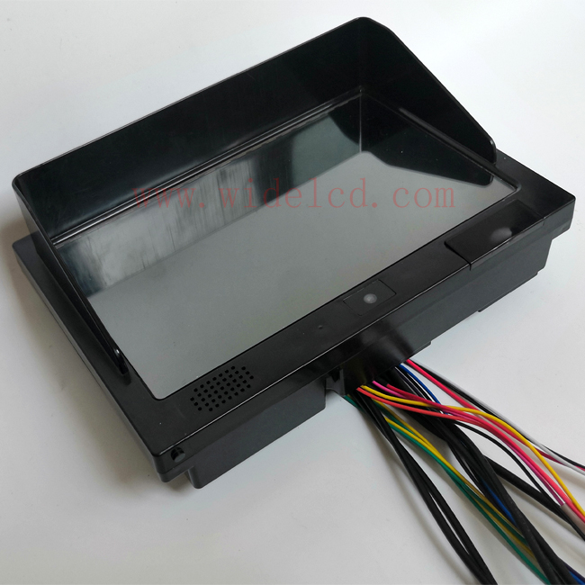 High Quality HD Touch Screen Monitor With Capacitive Multi-Touch screen
